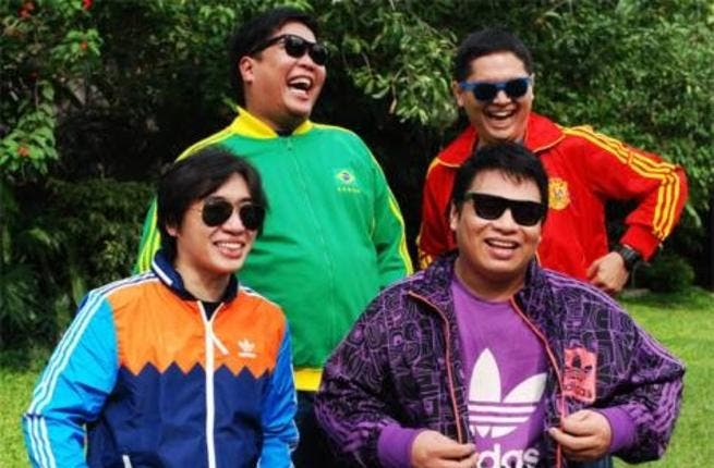Filipino band Itchyworms are set to rock Dubai on Friday.