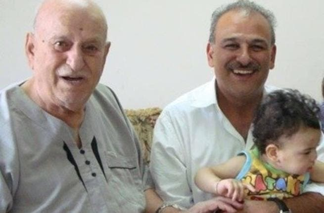 The worst of times: Jamal Suliman's father passed away in Damascus this morning. (Image: Facebook)
