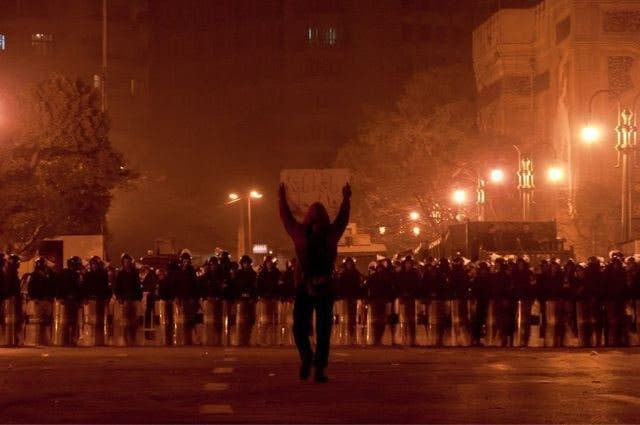 Egypt's Ministry of Culture is looking for the best feature and documentary about the January 25 Revolution (Photo: Liberty For Egypt Blogspot)