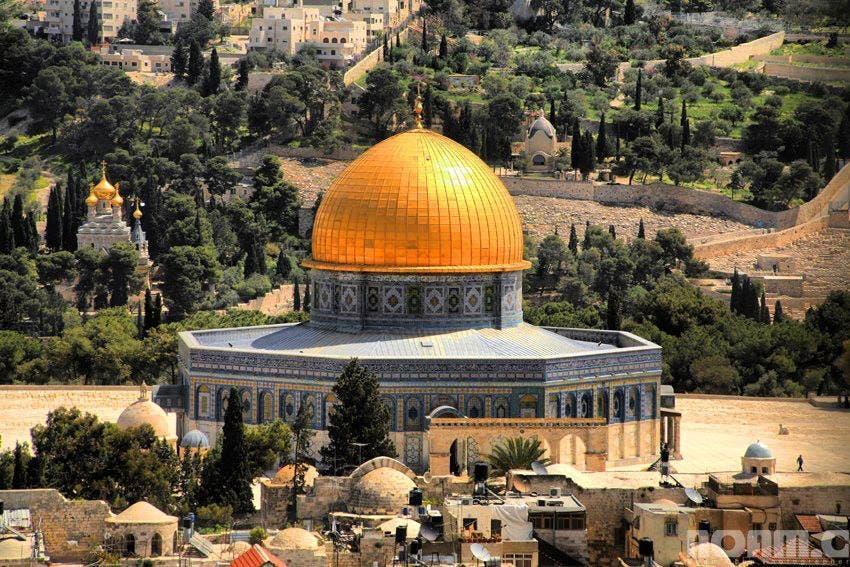 The beautiful city of Jerusalem. (Image: Facebook)