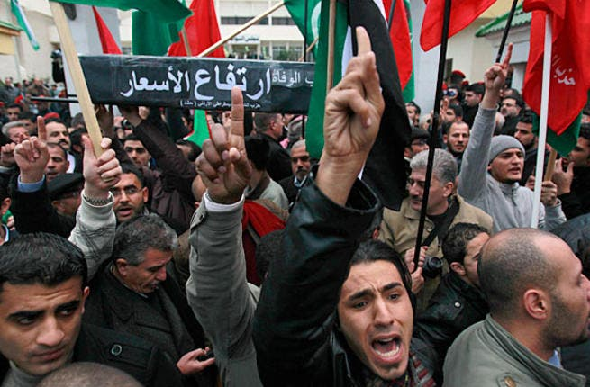 The so-called March 24 movement was holding a rally in the second anniversary of its first such gathering, which was one of few rallies dispersed by police since the outbreak of the Arab Spring in early 2011.  (Photo used for illustrative purposes)