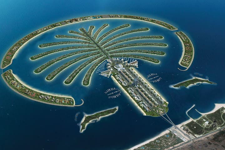 Waldorf Astoria is opening up a new location in Palm Islands Jumeirah. (Image credit: Arhcitecture International program)