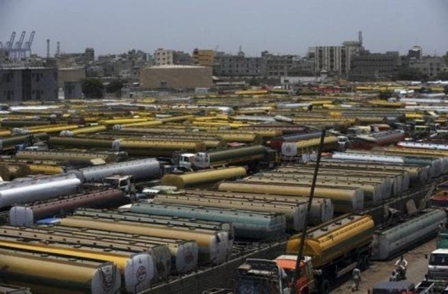 Oil companies in Lebanon deny fuel has been re-exported to Syria [file photo]