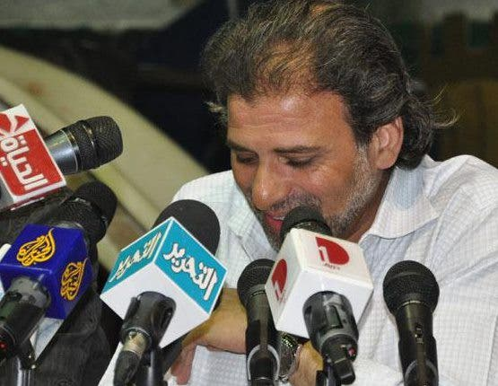 Fans of Khaled Youssef have asked him to run in Egypt's parliamentary elections (Photo: Facebook)
