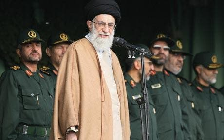 Khamenei has the final say on Iran's foreign policy decisions (AFP)