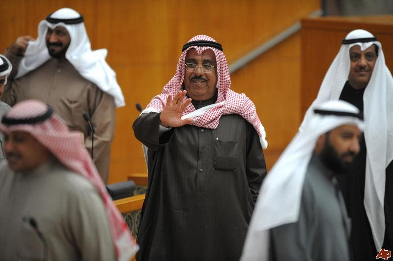 Kuwait's parliament is safe, for now.