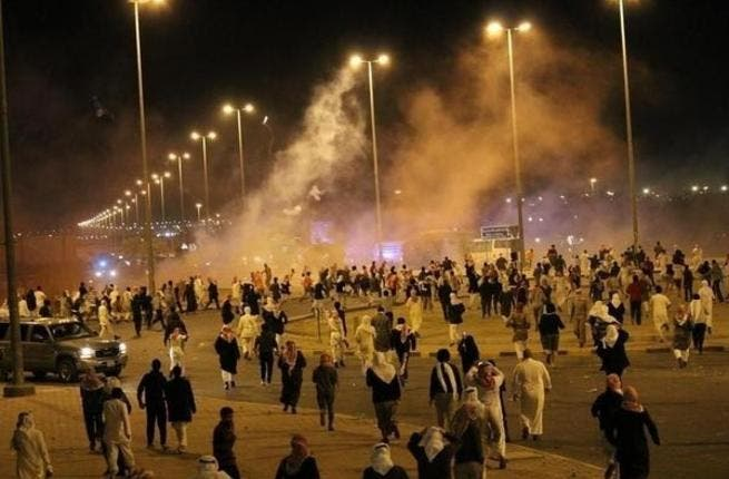 Protests in Kuwait