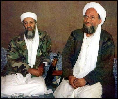 Zawahiri and Bin Laden