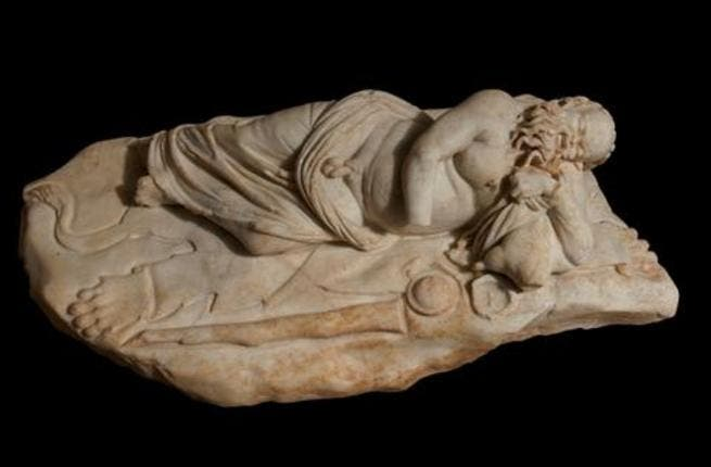 Lebanese prehistory sculpture