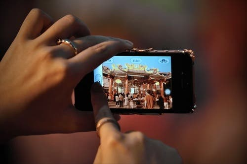 Lebanon is still looking to sign some agreements with smartphone manufacturers that use 4G in an effort to grow the use of this new technology in the country (Shutterstock)