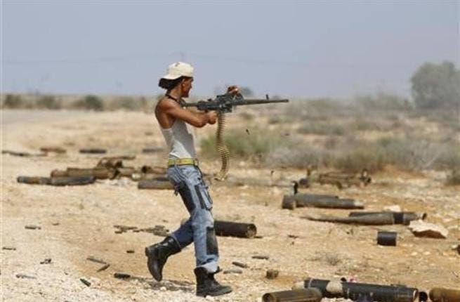 Salafi fighters from Libya in Jordan? (Image used for illustrative purposes)