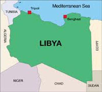 The situation in Libya will continue to be monitored; but as of now it remains unsafe for any flights to resume
