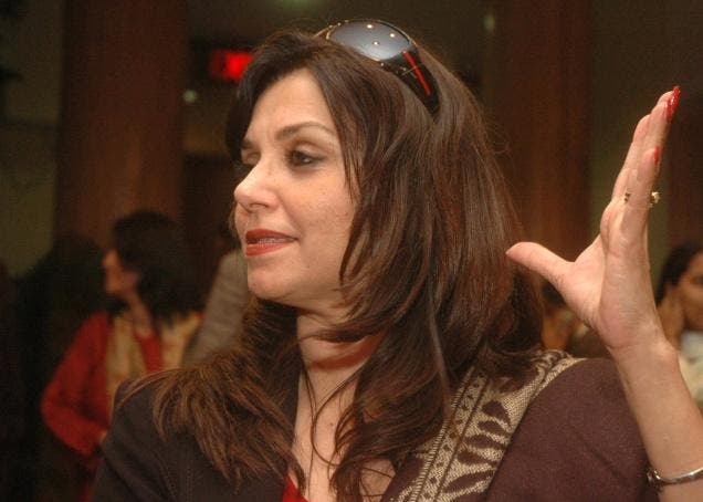 Bollywood actress, Lillete Dubey, is starring in 'Where Did I Leave My Purdah,' this Friday.