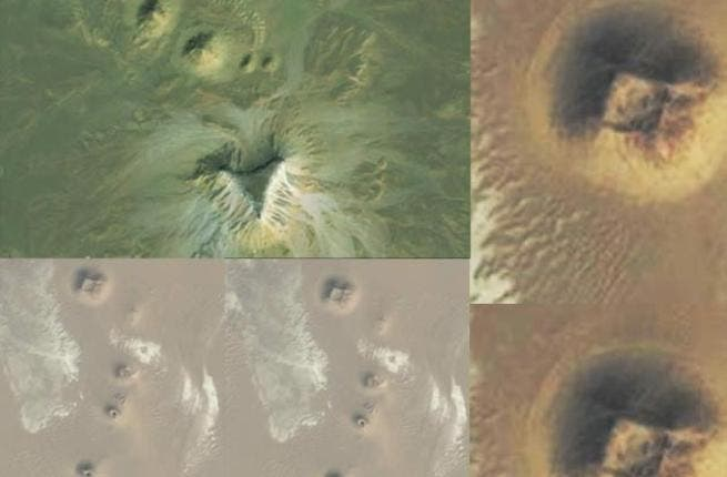 21st century explorer: experts think Google Earth's satellite images might have uncovered Egypt's lost pyramids