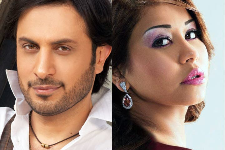 This might be the only side-by-side of Majed and Sherine you'll see this year, unfortunately.