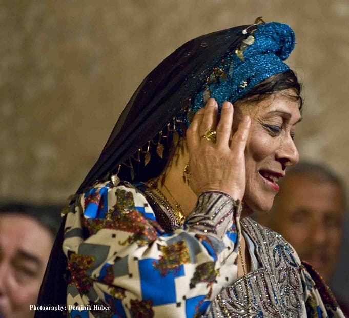 The ECCA is reviving mawwal music by collaborating with a group of artists in the Nile Delta (Photo: Dominik Huber / Egypt Music Website)