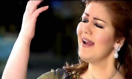 Mayadah Al Hanawi has released the video for her single 'Kurdistan' (Photo: Just Syrian)