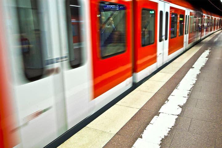 The number of stations on the entire network will increase from the current 47—– two stations are common for both the lines — to 70 by 2020, said Al Ali.