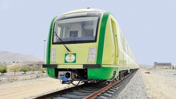 The driverless metro rail, to be operated by a team of only Saudi women inside the women's school at Princess Nora bint Abdurahman University (PNU) in Riyadh, will start functioning in September. (Photo used for illustrative purposes)