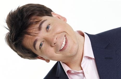 UK comedian and TV star Michael McIntyre is bringing his brand of comedy to the UAE this June.