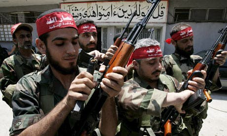 AIn Al Hilweh, the Palestinian refugee camp in Lebanon's south considered a