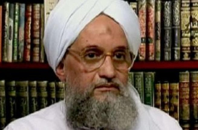 Ayman Al Zawahri, during a previous video statement.