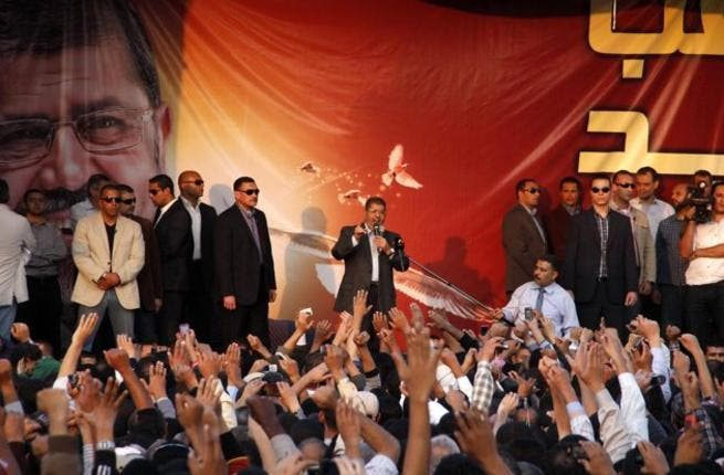 Morsi reigns victorious now that his constitution has passed