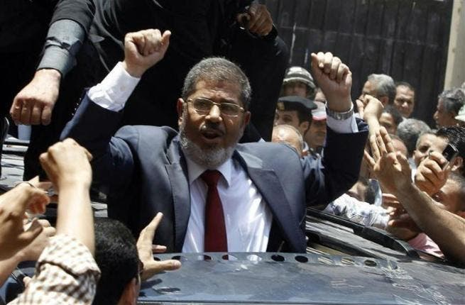 Egypt's President, Mohamed Morsi, is hoping that Egypt will join the BRICS group of fast-growing economies