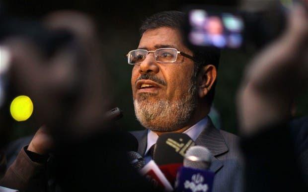 Egyptian President Mohamed Morsi. (Al Bawaba file photo)