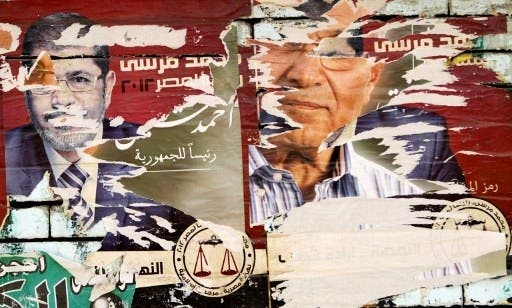 Mursi and Shafiq are the elected candidates but who really wields power in Egypt?