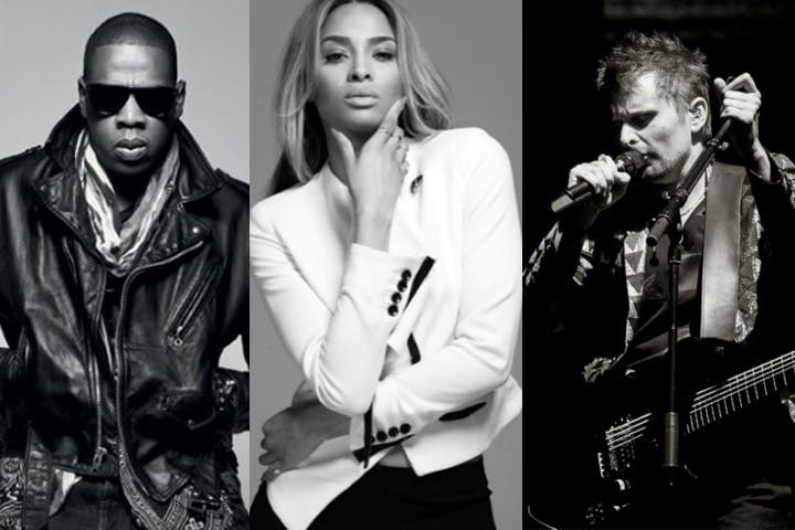Jay Z, Ciara, and Muse made it into the People's Choice Award nominations and the heart of fans at Abu Dhabi's Grand Prix concerts last weekend!