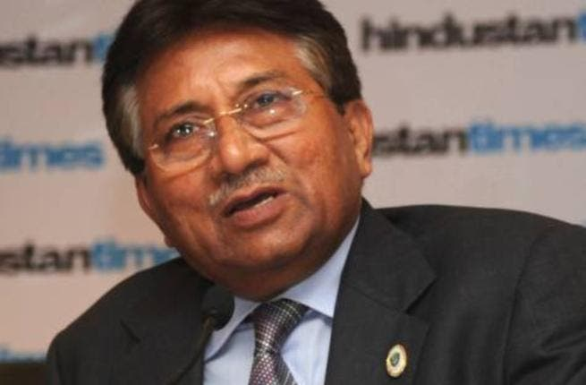 Private visit: Former Pakistani president Pervez Musharraf and his wife Sehba arrived in India last Friday