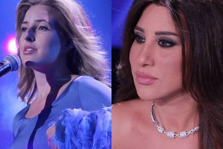 Jennifer Grout sang a beautiful rendition of an Asmahan song on last week's episode of Arabs Got Talent. (Image: Facebook)
