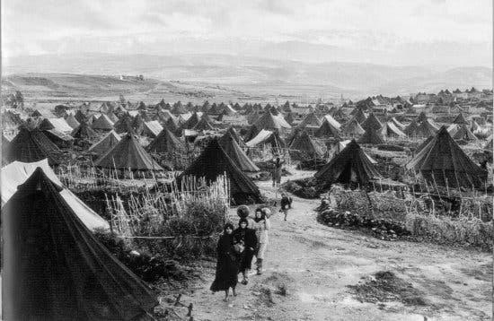 Barid Refugee Camp - Nakba 1948