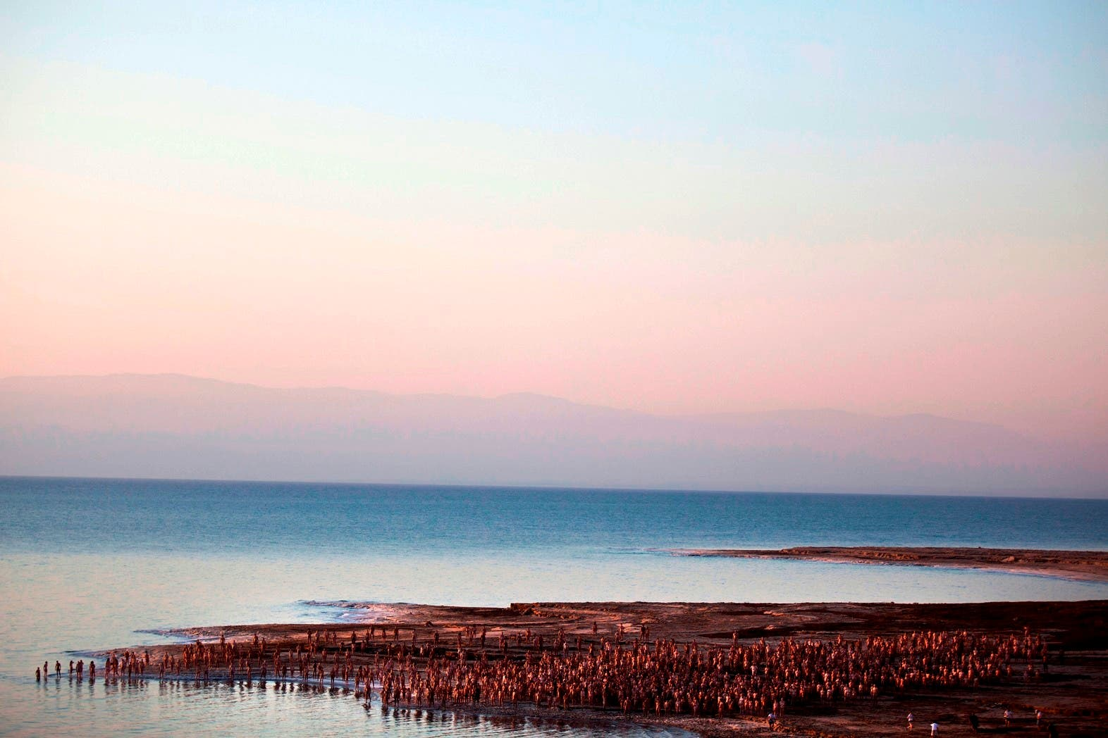 Jordan is preparing to hold a World Economic Forum meetin on the MENA region at the Dead Sea
