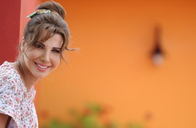 Nancy Ajram recently dined at Lebanese singer Nawal Al Zoghbi's place.