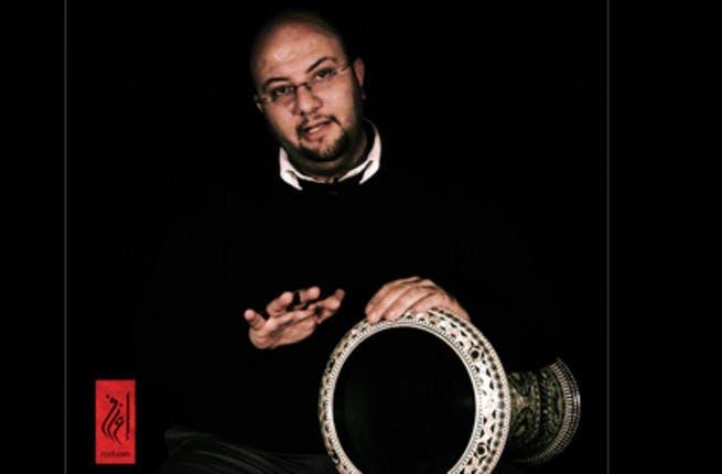 Nasser Salameh, i3zif's Tabla instructor.
