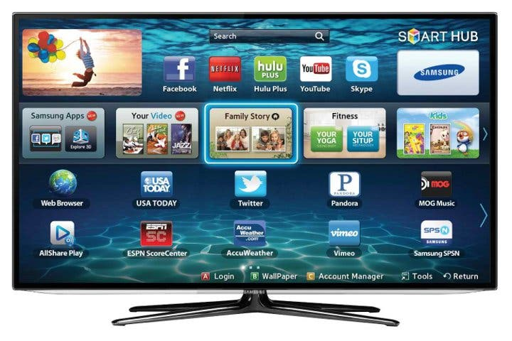 The new TV viewing adventure has only just begun. (Image credit: Digital news trends)