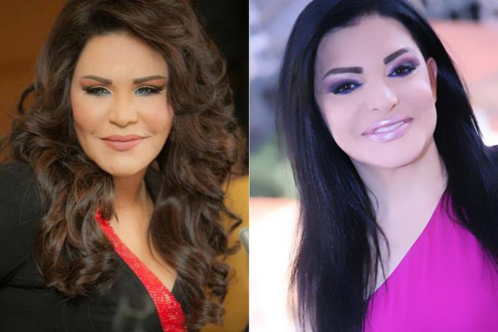 Cat fight! Ahlam and Nidal Al Ahmadieh are on very bad terms. (Image: Facebook)