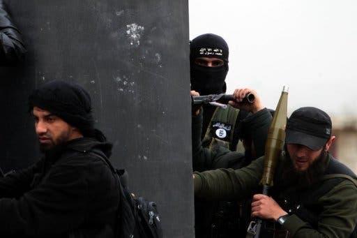 Nusra fighters blamed ISIS for killing Al Qaeda leader Abu Khaled Al Suri late last week (File Archive/AFP)