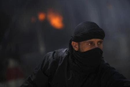 The FBI believes that approximately 70 Americans have traveled to Syria to join militant fighters since the start of the war three years ago (File Archive/AFP)