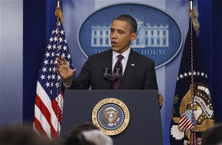 US President Barack Obama described the use of chemical weapons in Syria as a