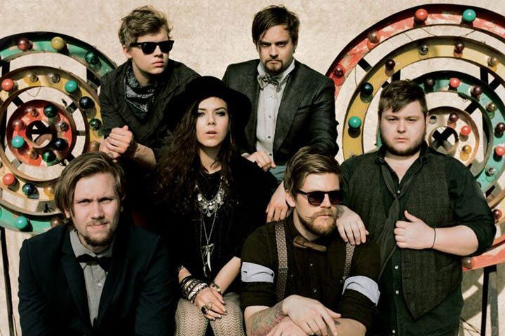 Of Monsters and Men will be playing in Atlantis the Palm in Dubai this weekend. (Image: Facebook)