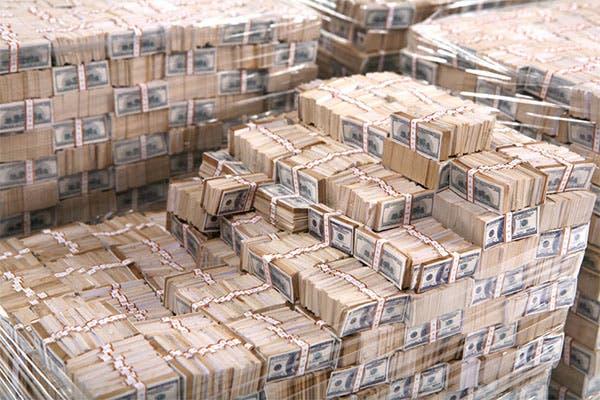 One billion dollar stack