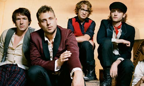 One Republic are set to play at Dubai's Jazz Festival this February