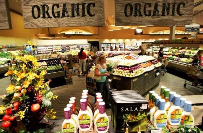 Lebanon will begin exporting organic products to Europe.
