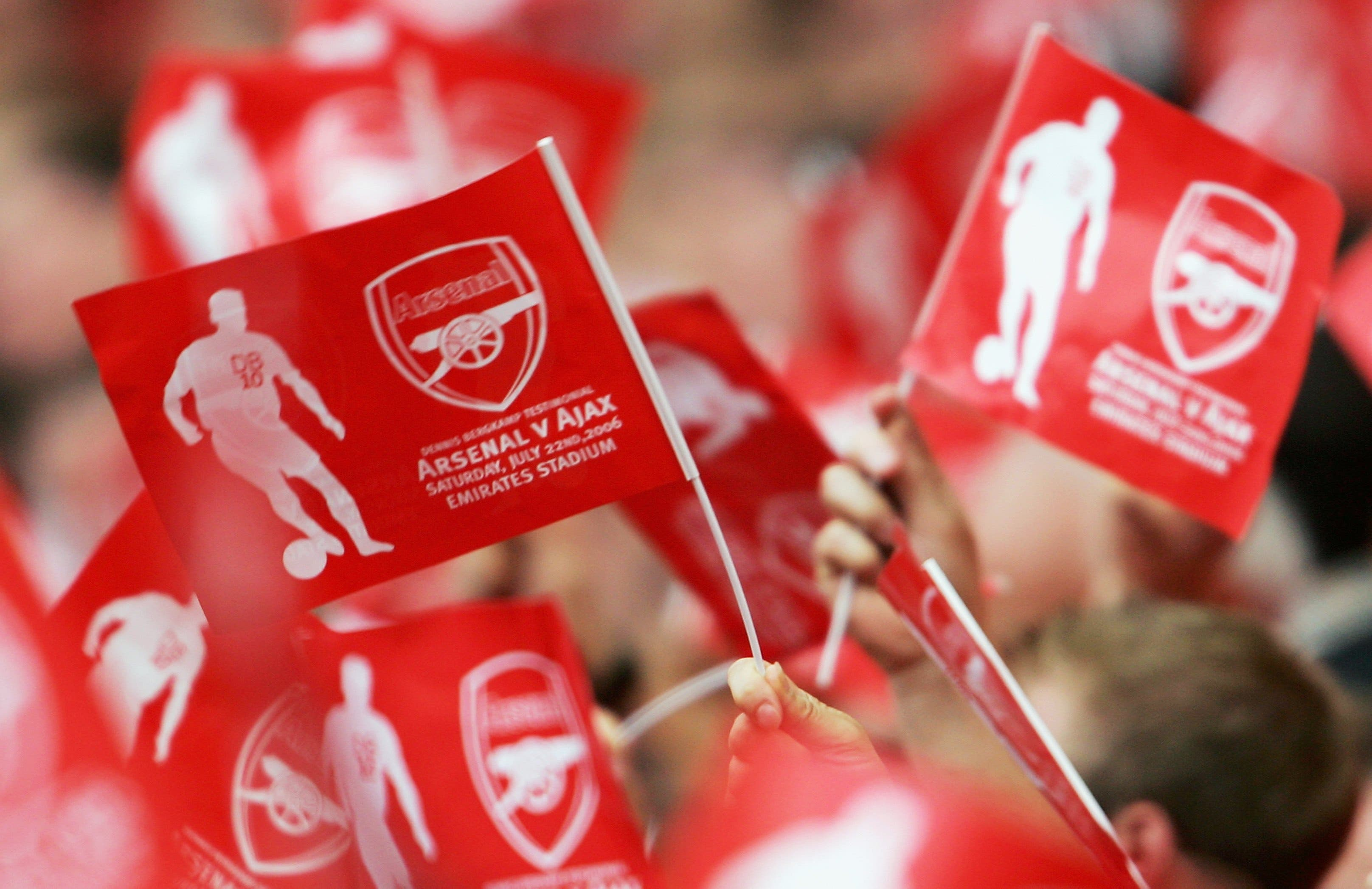 Bin Laden was an Arsenal fan, but he surely never attended any of their matches, or did he?!
