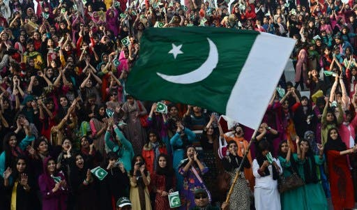 As Pakistan faces its own internal rebellion, politicians speak of Syria