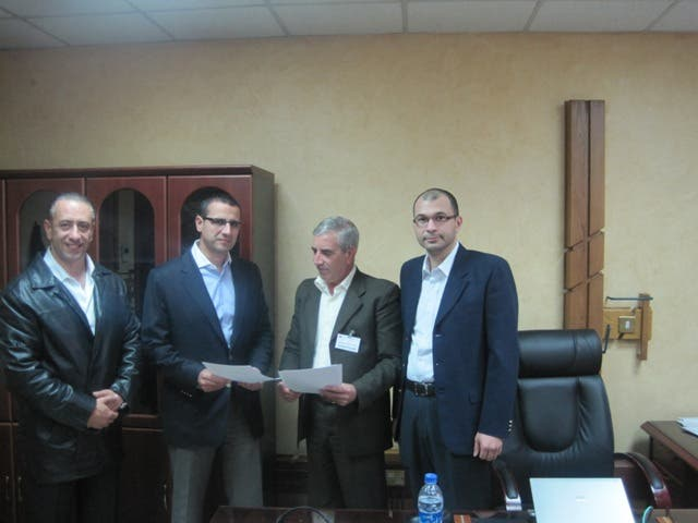 The agreement was inked, at the JVA headquarters, in the presence of JVA Secretary General H.E. Eng. Saad Abu Hammour, PepsiCo-Jordan's Operations Director Eng. Amjad Ameareh and its Public Relations Manager Mohammad Arabiyat.