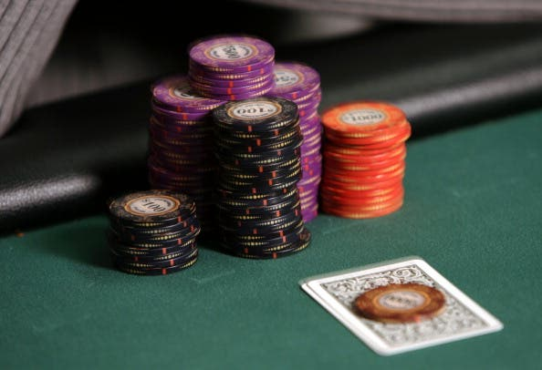 The winner takes it all! Online gaming hot in Jordan. (Getty images)